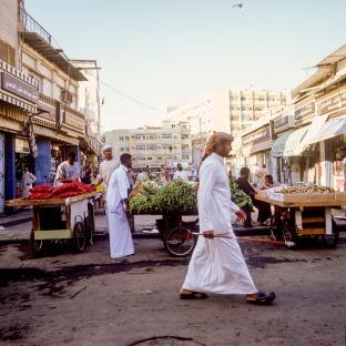 central jeddah, saudi arabia